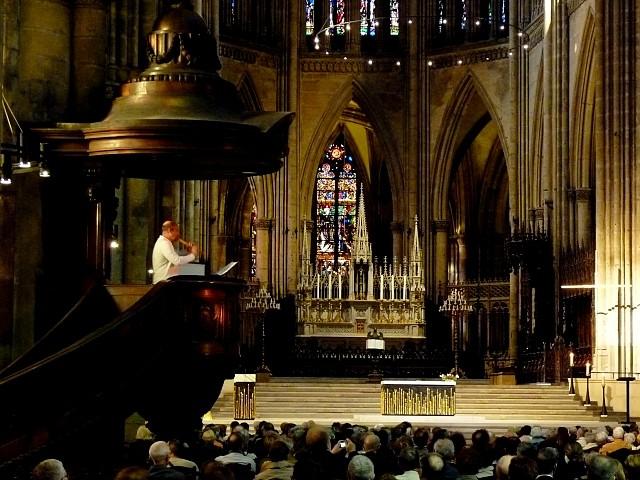 La nuit des cathédrales à Metz 15 Marc de Metz 2012