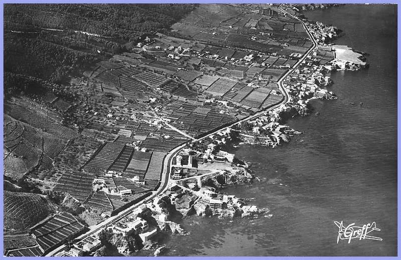 La Forêt de Baïnem, des Bains-Romains au Cap-Caxine