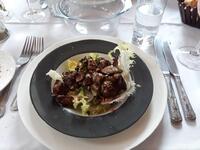 Salade de foie de vollaille