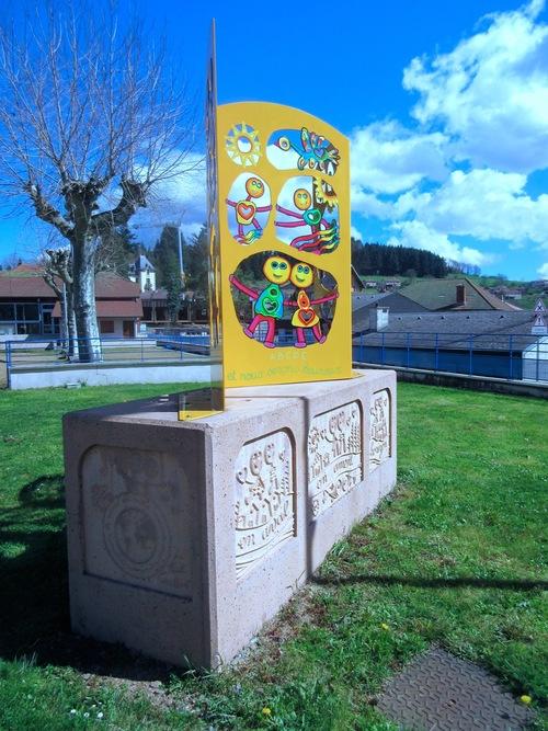 Le paravent de Belmont de la Loire
