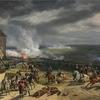 Bataille de Valmy 20  Septembre 1792 peinture d'Horace Vernet