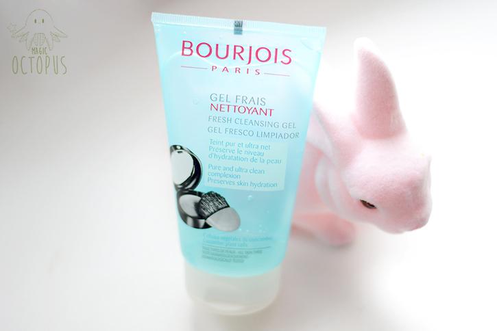 Commande Bourjois #2 : poudre de riz, gommage et gel nettoyant - Magic Octopus Blog