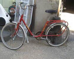 vélo GITANNE pliant