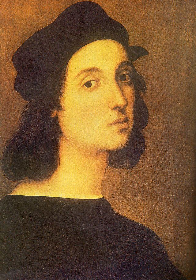 10 tableaux de Raphaël