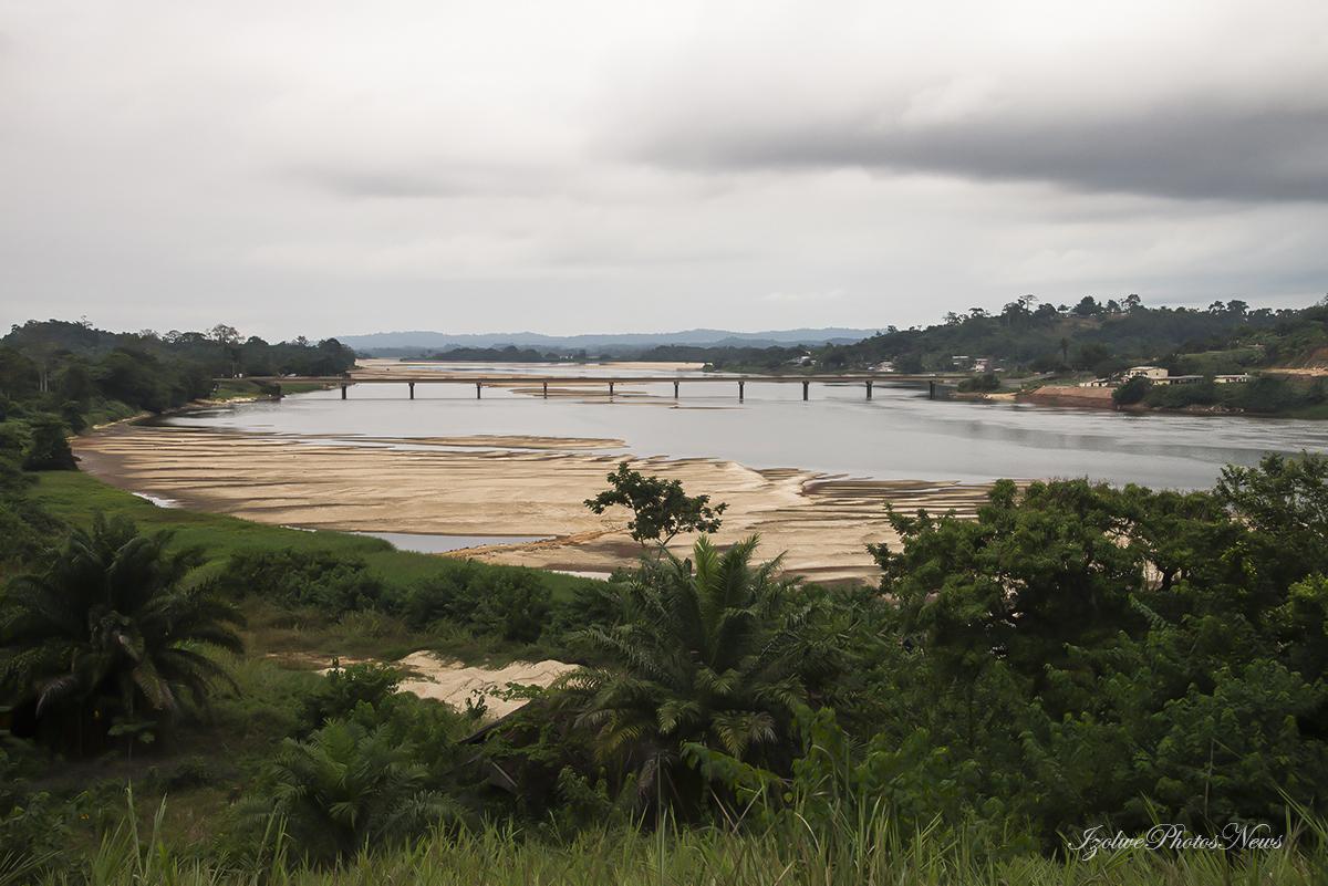 Les plages du fleuve