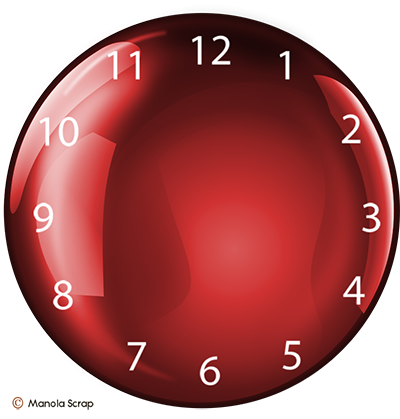 cadrants pour horloge