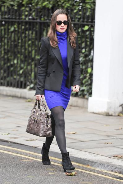 Pippa à Londres
