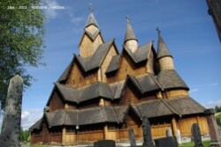 Heddal- Stavkirke