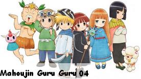 Mahoujin Guru Guru 04