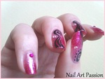 nail art en folie 2014