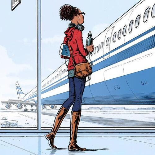 Five Things to Bring on Every Long Flight.