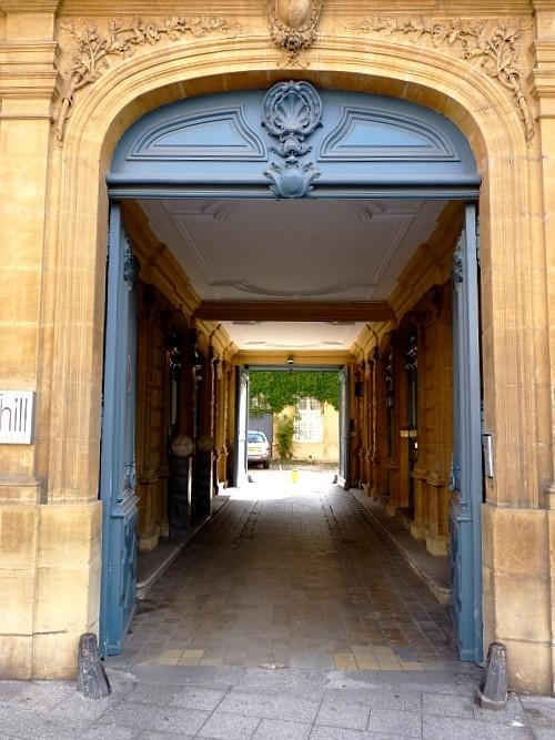 Les portes de Metz 6 Marc de Metz 2012