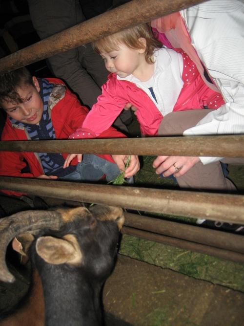 Visite de la ferme d'Edith et Patrice GROSBOIS