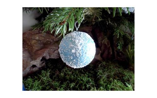 DIY Boules de Noël
