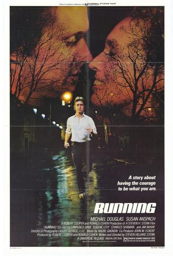 Running movie poster 1979 1020247532