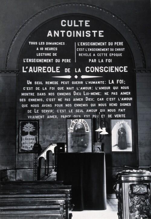 intérieur Liège