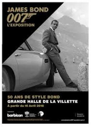James Bond à la Villette.