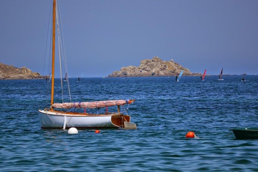 vogue le petit bateau