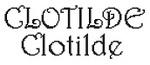 Dicton de la Ste Clotilde + grille prénom   !