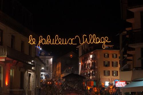 """""""Le fabuleux village des Flottins"""" - Evian"""