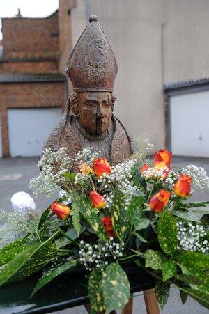 Le culte de Saint Nicolas de Myre