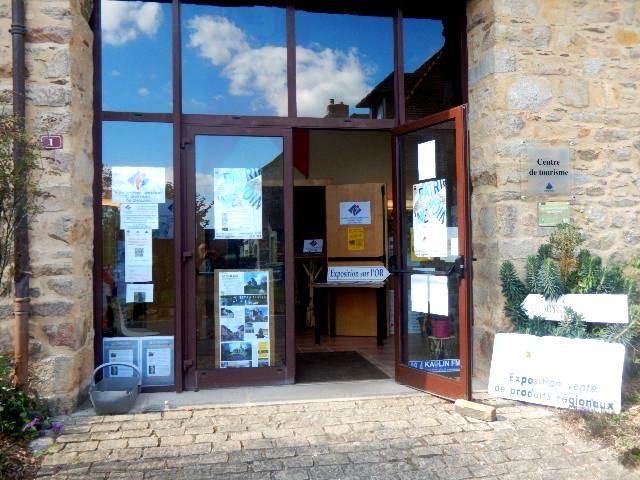 Journées Patrimoines 2015: Un dimanche en Or à la maison du Chalard (87)  (1/4 )