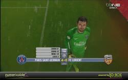 01/11/2013 Paris SG 4-0 Lorient