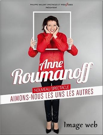 Anne Roumanoff - 27 janvier 2017