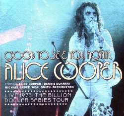 GOOD TO SEE YOU AGAIN, ALICE COOPER [Video]