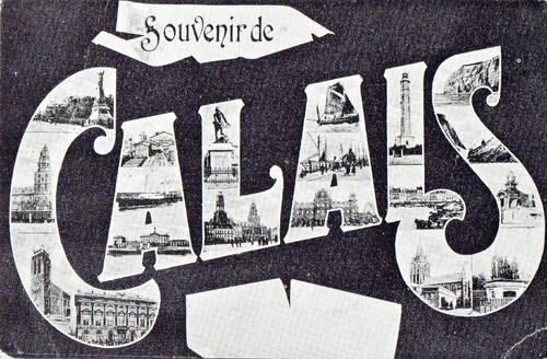 Calais à la belle époque