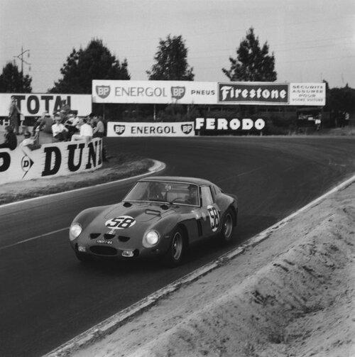 Ferrari Le Mans (1962)