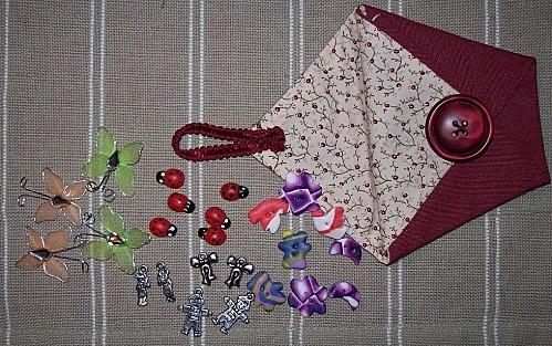 cadeau Nadine contenu pochette origami