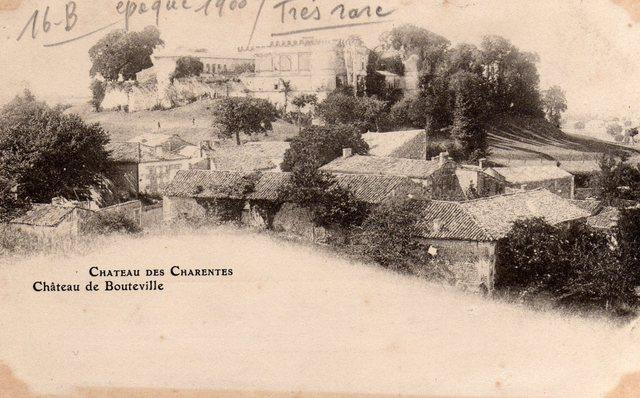 Blog de sylviebernard-art-bouteville : sylviebernard-art-bouteville, La Renaissance du Château de Bouteville (Charente).