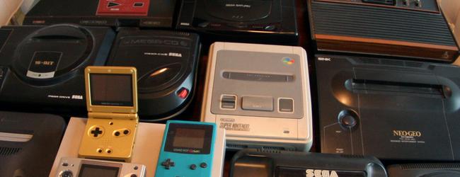 Florilège de consoles de jeux vidéos