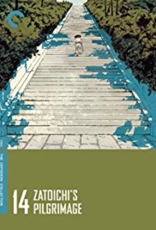 Zatôichi umi o wataru / Zatoichi's Pilgrimage (1966)