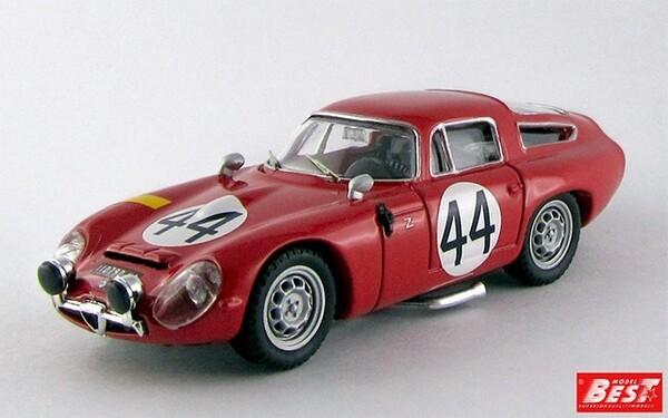 Le Mans 1965 Abandons I