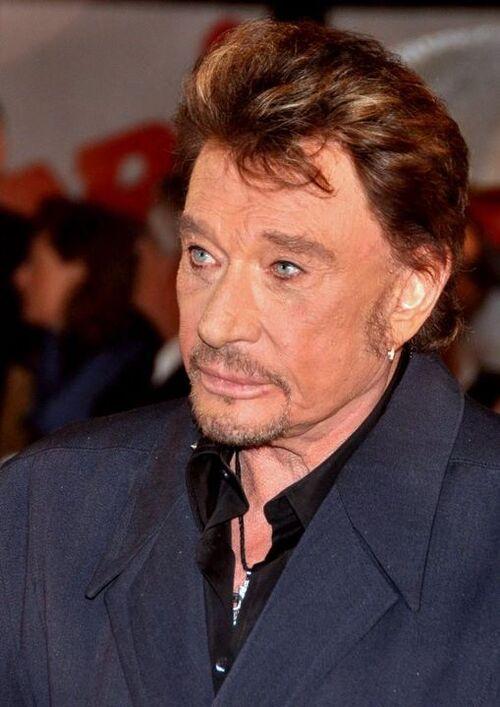 Johnny Hallyday : ses chansons sont reprises par Sylvie Vartan