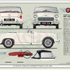 Austin Healey Sprite Mk2 1098cc