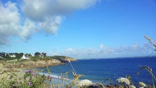 Plage de Trégana, Finistère