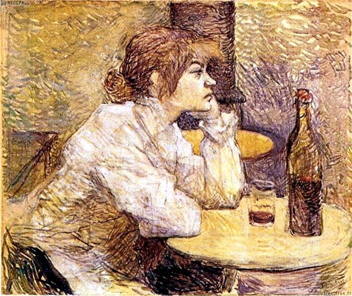 * T-Lautrec 10 /  Suzanne Valadon : l'amour contrarié !