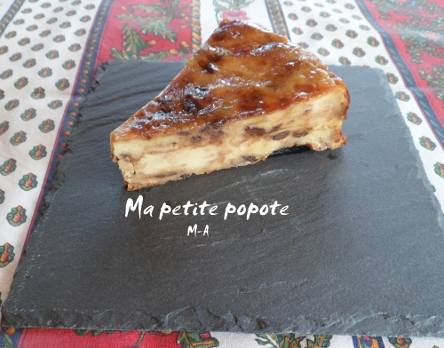 Pudding patissier