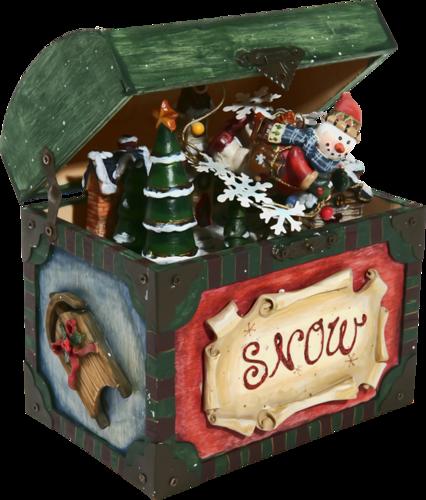 Ornements de Noël Série 10