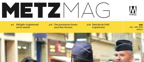 Metz Mag de novembre-décembre 2015
