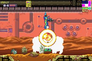 Metroid Fusion #5