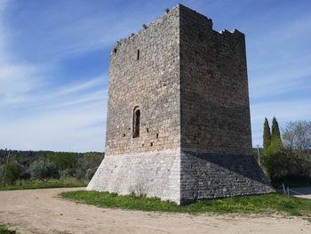 La tour forteresse