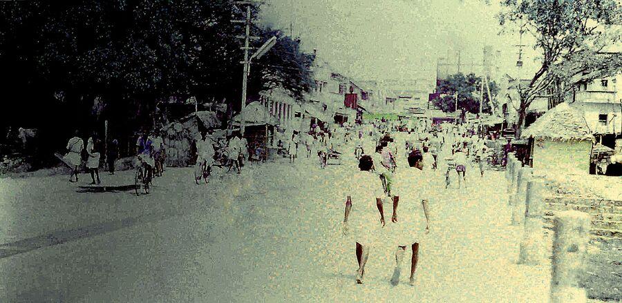 SUITE N° 7 SUR L'INDE EN 1978
