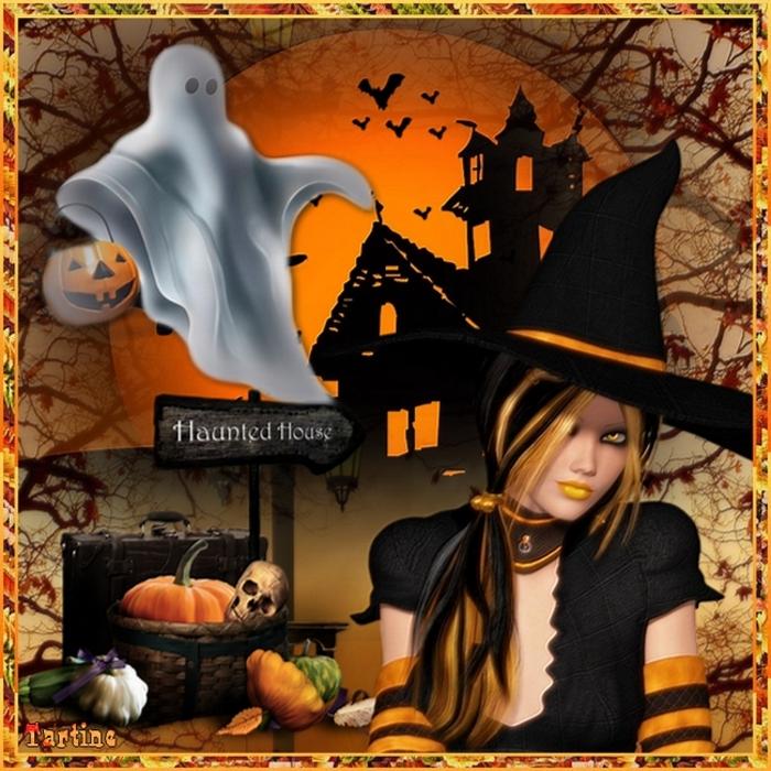 halloween approche