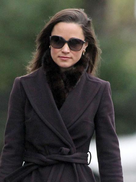 Pippa a un nouveau manteau