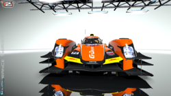 16WEC G-Drive Racing Oreca 05 Nissan