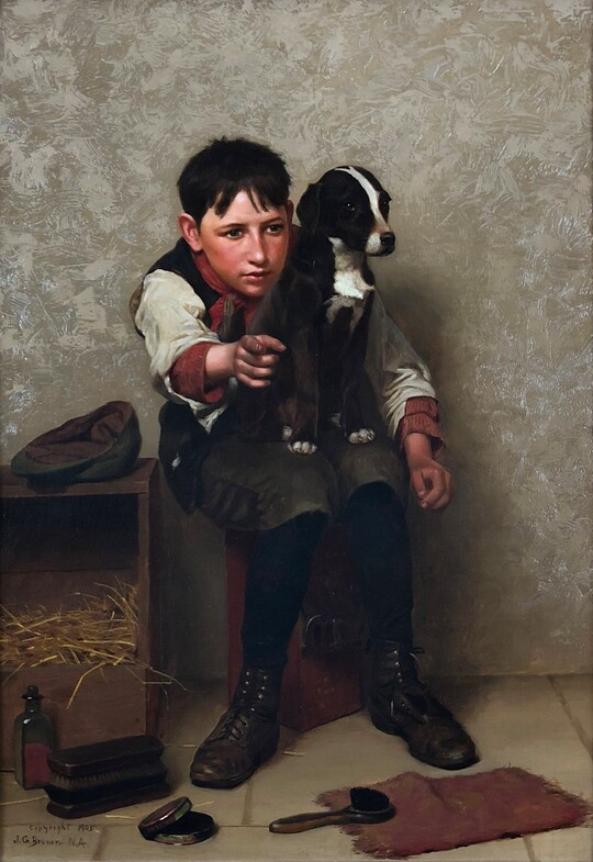 John George Brown